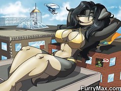 Couple;Hentai;Cartoon;Animated;Compilation;3D